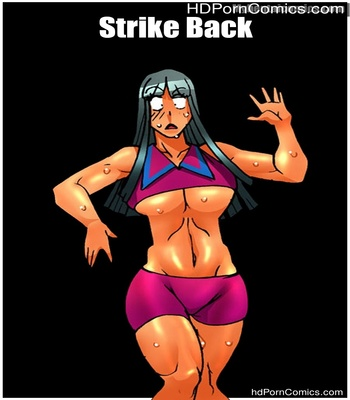 Porn Comics - Strike Back Sex Comic