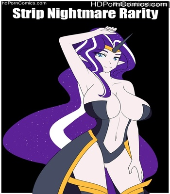 Porn Comics - Strip Nightmare Rarity Sex Comic
