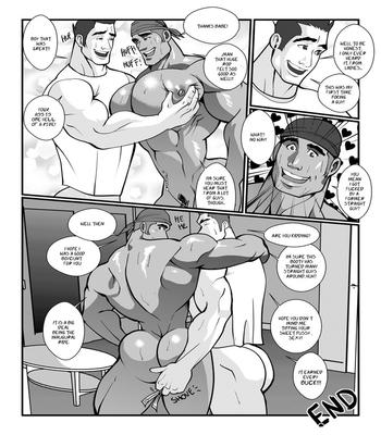 Stripper Night Sex Comic