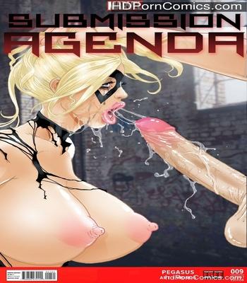 Porn Comics - Submission Agenda 10 – Ms Marvel