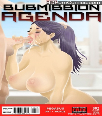 Porn Comics - Submission Agenda 2 – Psylocke Sex Comic