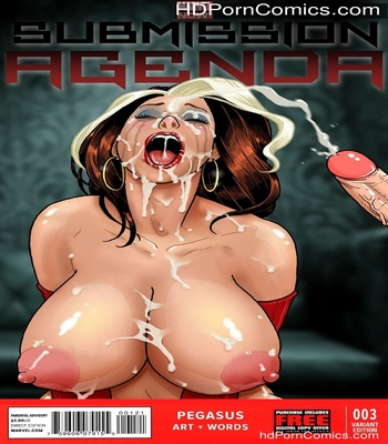 Porn Comics - Submission Agenda 4 – Rogue Sex Comic