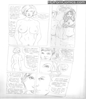 Submission Agenda 5 - The Invisible Woman 11 free sex comic
