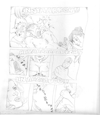 Submission Agenda 5 - The Invisible Woman 23 free sex comic