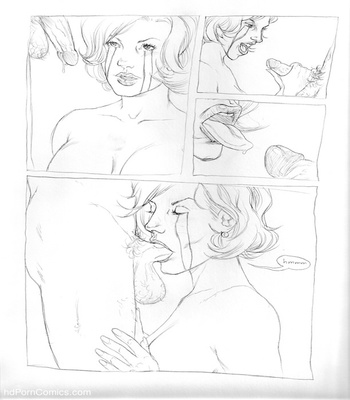 Submission Agenda 5 - The Invisible Woman 26 free sex comic