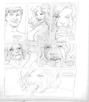 Submission Agenda 5 - The Invisible Woman 27 free sex comic