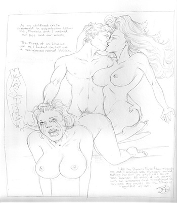 Submission Agenda 5 - The Invisible Woman 32 free sex comic