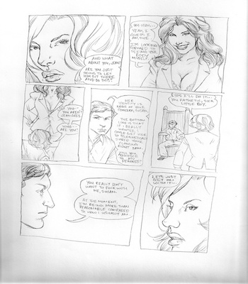 Submission Agenda 5 - The Invisible Woman 7 free sex comic