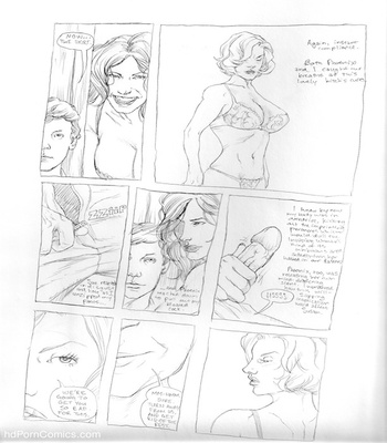 Submission Agenda 5 - The Invisible Woman 9 free sex comic