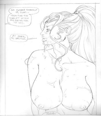 Submission Agenda 6 – The Enchantress Sex Comic