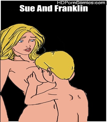 Porn Comics - Sue And Franklin Sex Comic