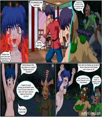 Summer Moon Sex Comic sex 54