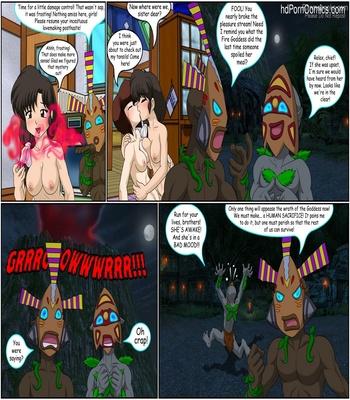 Summer Moon Sex Comic sex 76