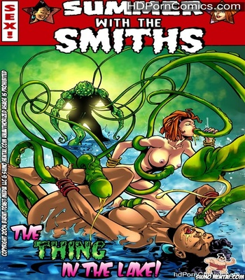Porn Comics - Summer With The Smiths 1 – The Thing In The Lake! Sex Comic