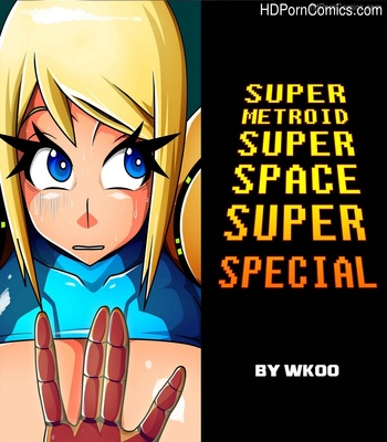Porn Comics - Super Metroid Super Space Super Special Sex Comic