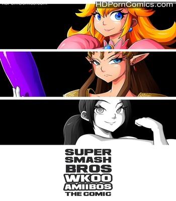 Super Smash Bros 1 Sex Comic