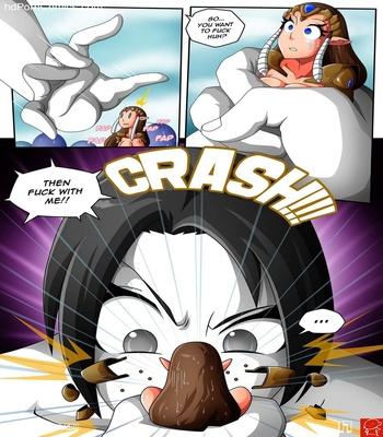 Super Smash Bros 1 19 free sex comic