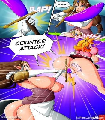 Super Smash Bros 1 6 free sex comic