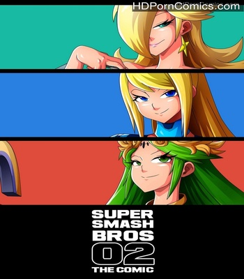 Porn Comics - Super Smash Bros 2 Sex Comic