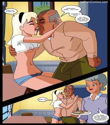 Supergirl Adventures 1 - Horny Little Girl 13 free sex comic