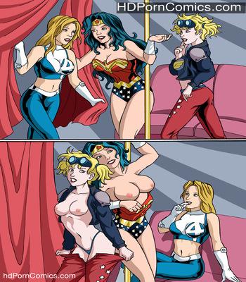 Porn Comics - Superhero Fun – Porncomics free Porn Comic