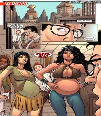Supertryst- Superman free Cartoon Porn Comic