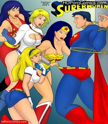 Superwomen 1 free sex comic