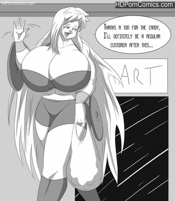Sweet Candy Ash Sex Comic