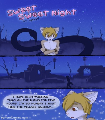 Sweet Sweet Night 2 free sex comic