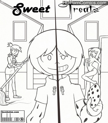 Porn Comics - Sweet Treats 1 Sex Comic