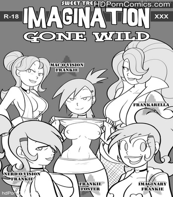 Porn Comics - Sweet Treats 5 – Imagination Gone Wild Sex Comic