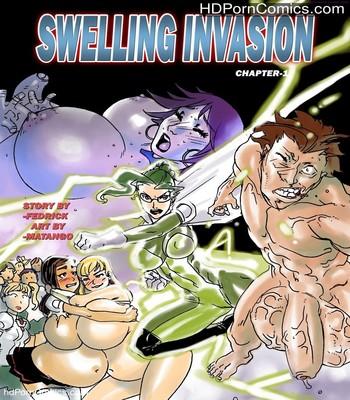 Porn Comics - Swelling Invasion 1 Sex Comic