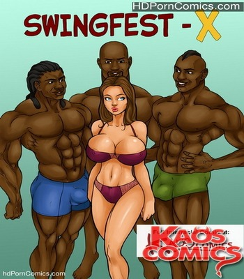 Porn Comics - Swingfest-X Sex Comic