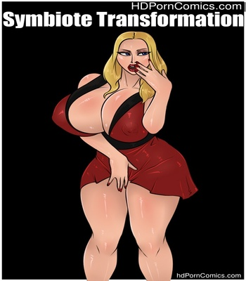 Porn Comics - Symbiote Transformation Sex Comic