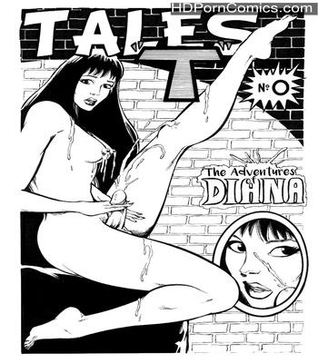 Porn Comics - T Tales 0 – The Adventures Of Diana Sex Comic