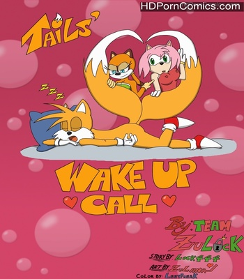 Porn Comics - Tails' Wake Up Call Sex Comic