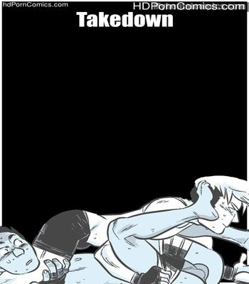 Porn Comics - Takedown Sex Comic