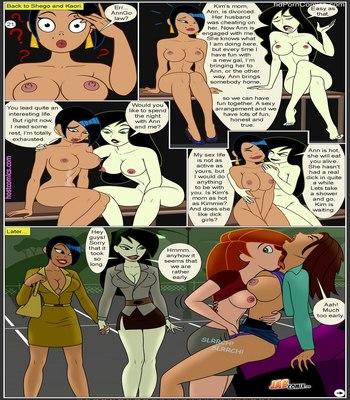 Tale of Kiki Possible – Porncomics free Porn Comic sex 22