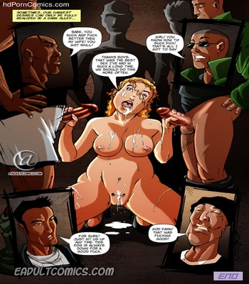 Tales From The Dark Alley Sex Comic