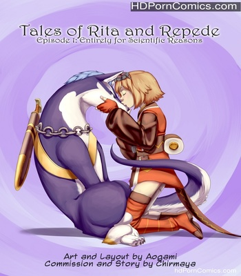 Porn Comics - Tales Of Rita And Repede 1 – Entirely For Scientific Reasons Sex Comic