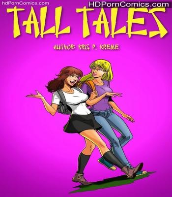 Porn Comics - Tall Tales 1