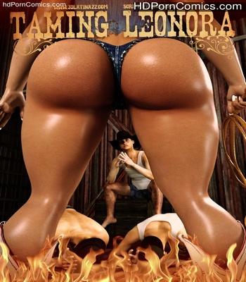 Porn Comics - Taming Leonora Sex Comic