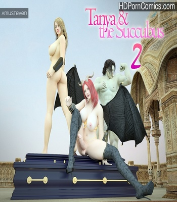 Porn Comics - Tanya & The Succubus 2 Sex Comic