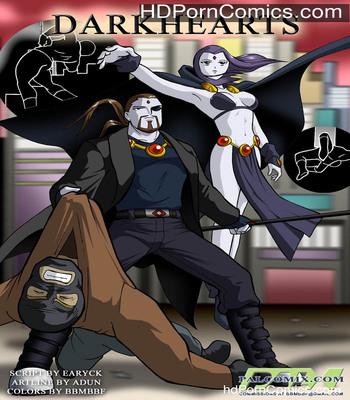 Porn Comics - Teen Titans – Dark Hearts free Porn Comic