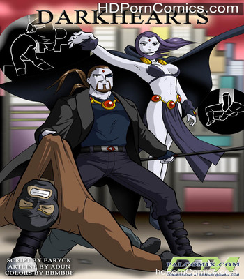 Teen Titans - Dark Hearts1 free sex comic