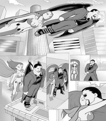 Teen Titans - Dark Hearts9 free sex comic