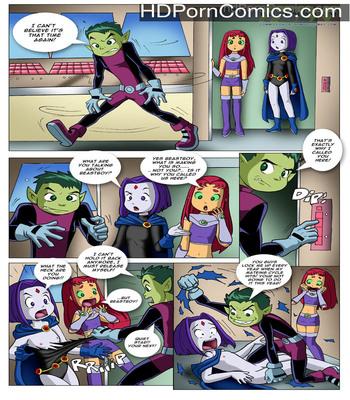 Porn Comics - Teen Titans – Loli Titans free Porn Comic