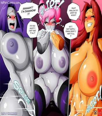 Teen Titans 2 25 free sex comic