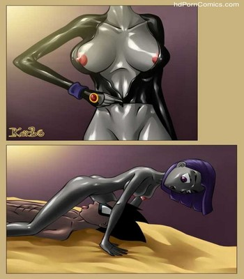 Teen Titans 26 free sex comic