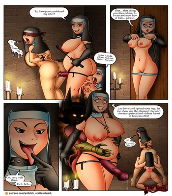 Temptation Sex Comic